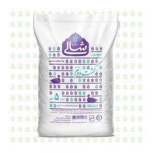 برنج کشت دوم پنج کیلویی شالی