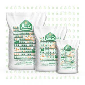 برنج دم سیاه مجلسی شالی