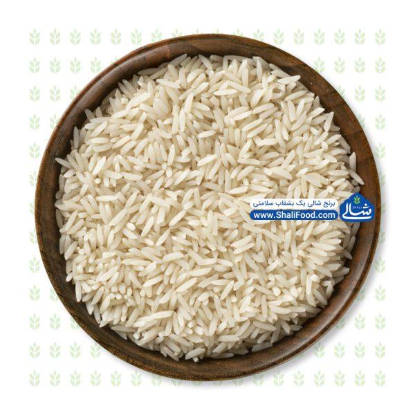 برنج دودی هاشمی شالی