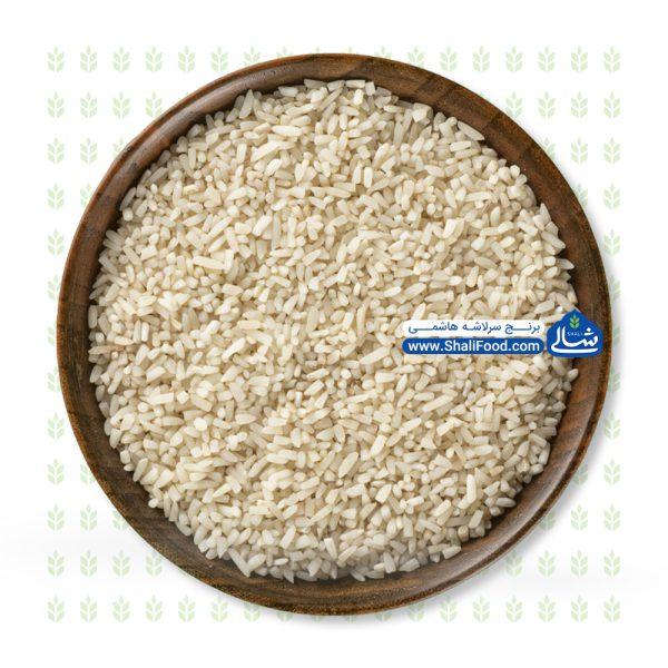 برنج سرلاشه هاشمی شالی